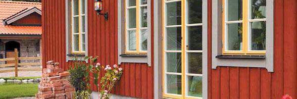 Underhålla fönster |