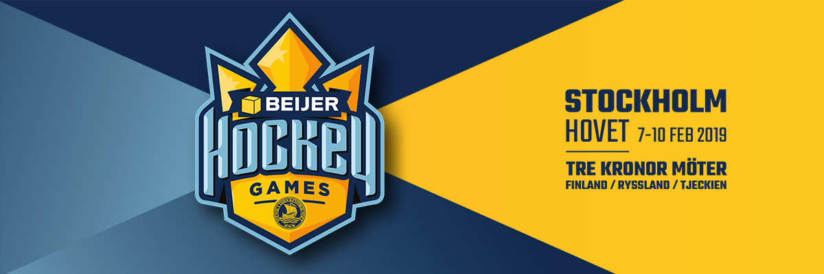 Beijer Hockey Games |