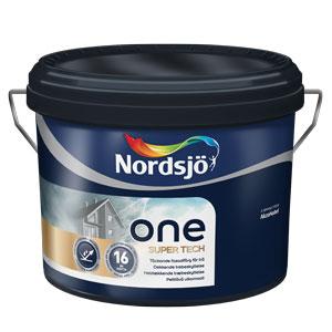 Nordsjö Fasadfärg