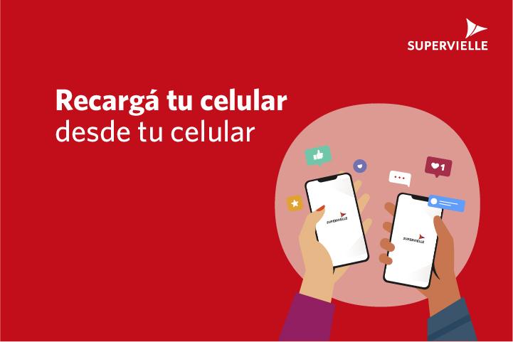 Cómo Recargar tu Celular