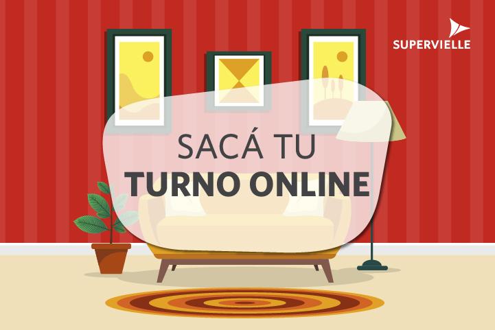 Como pedir tu turno online para sucursales