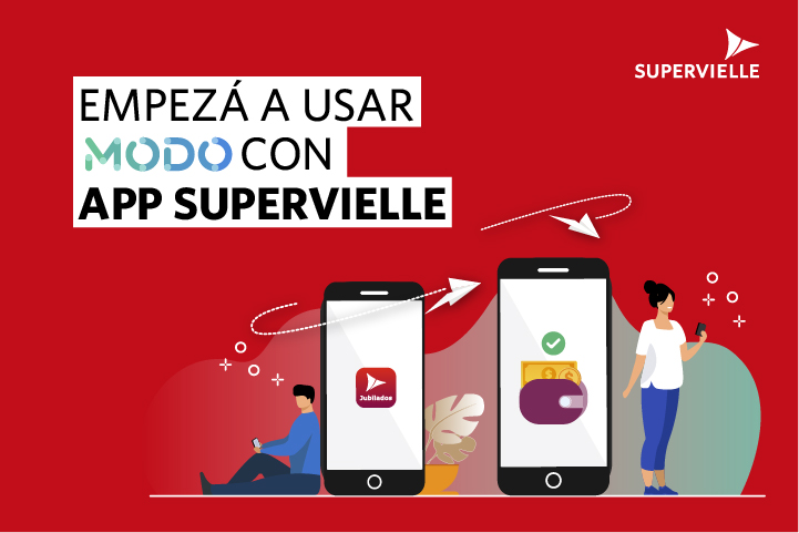 MODO con App Supervielle