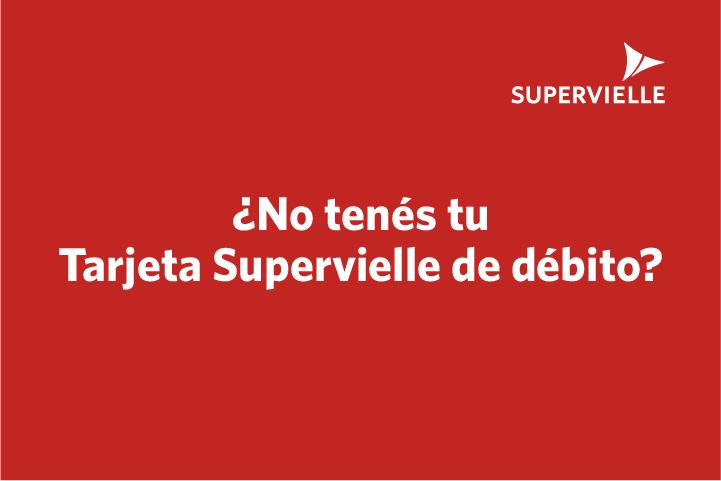 Tótem Anses Supervielle - Cómo extraer dinero sin Tarjeta de débito