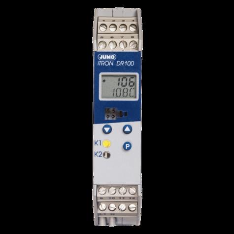 Компактный регулятор iTRON DR 100702060