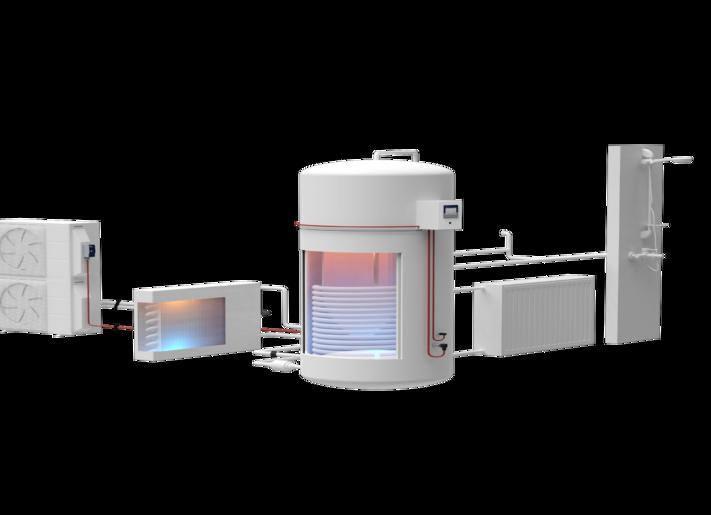 Air conditioner/heat pump