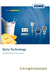 Brochure Dairy technology