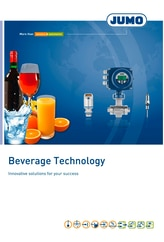 Brochure Beverage technology