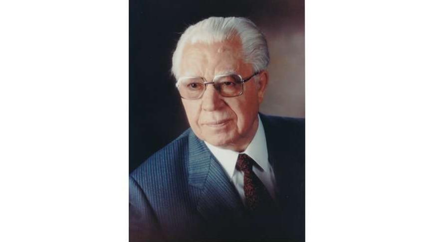 Company founder Moritz Kurt Juchheim