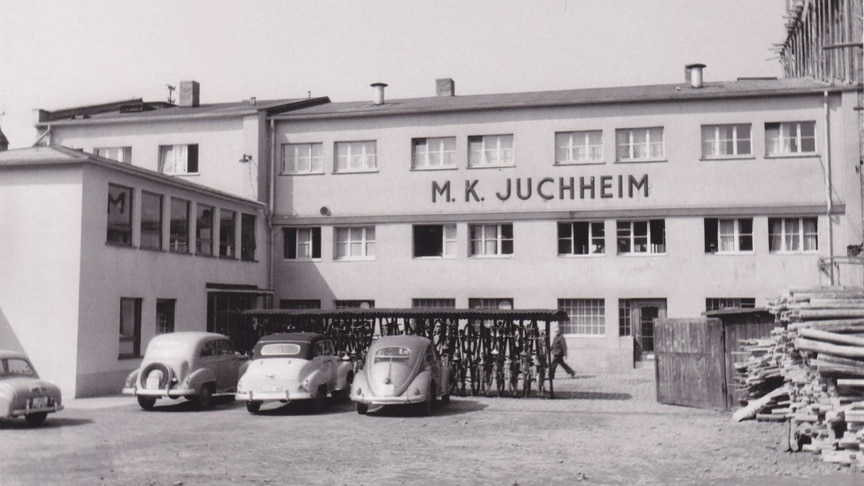 First building of M-K-Juchheim