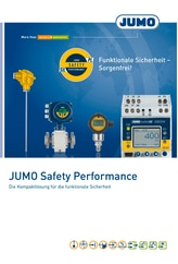 Broschüre JUMO Safety Performance