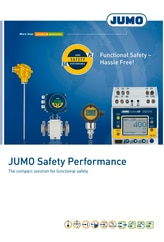 Brochure JUMO Safety Performance