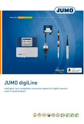 Brochure JUMO digiLine
