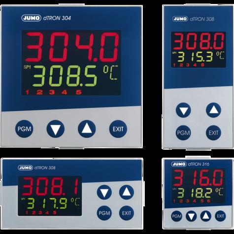 Electronic controllerdTRON 304dTRON 308dTRON 316703041