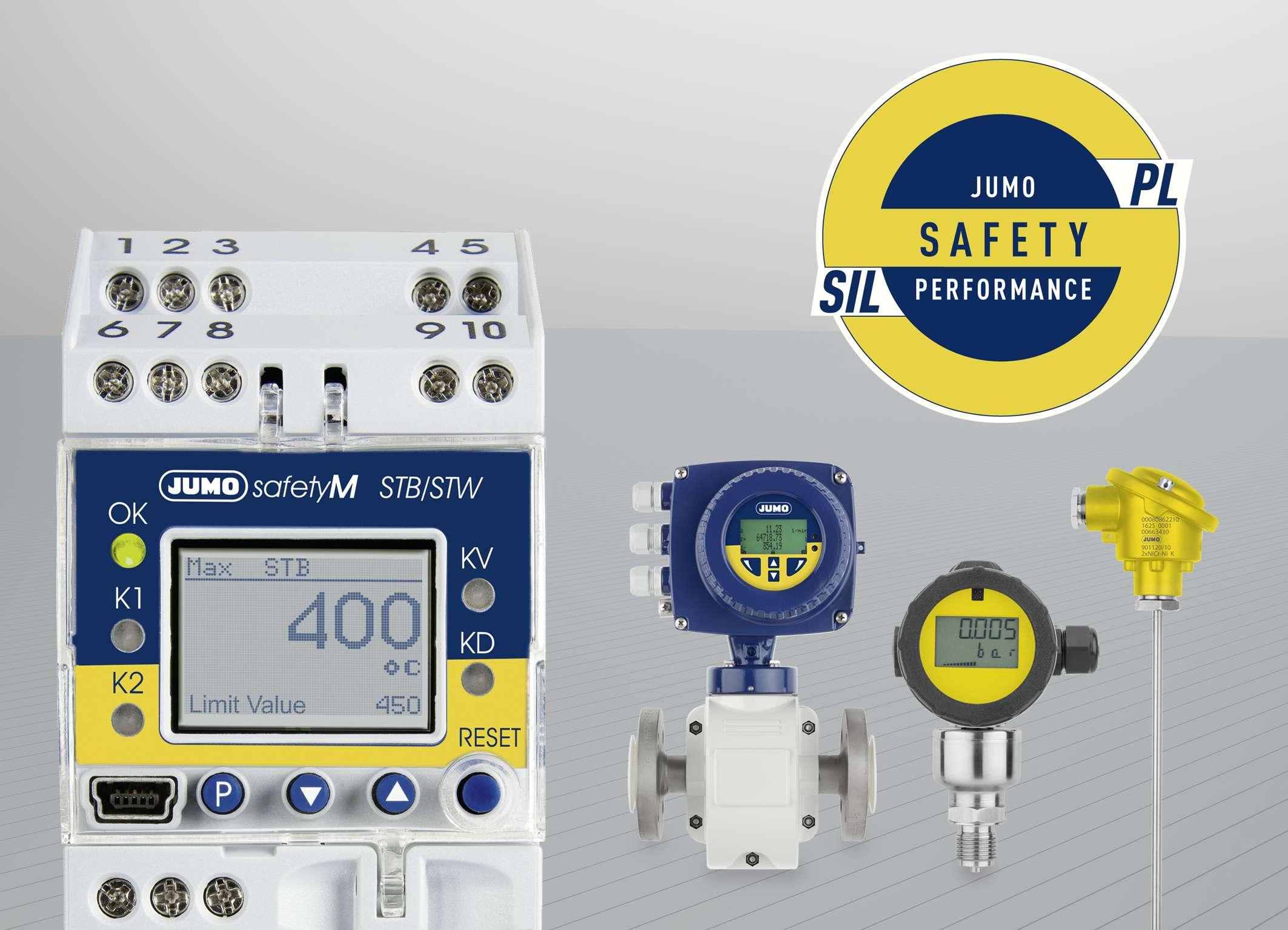 JUMO Safety Performance Pressefoto