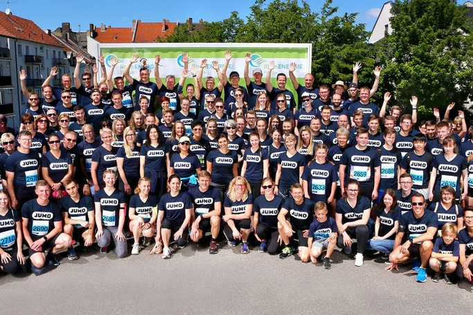 JUMO at RhönEnergie Challenge Run 2019