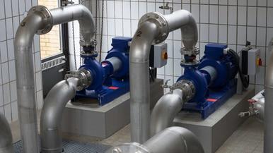 Grundwasseraufbereitung