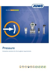 Broshure Pressure Measurement